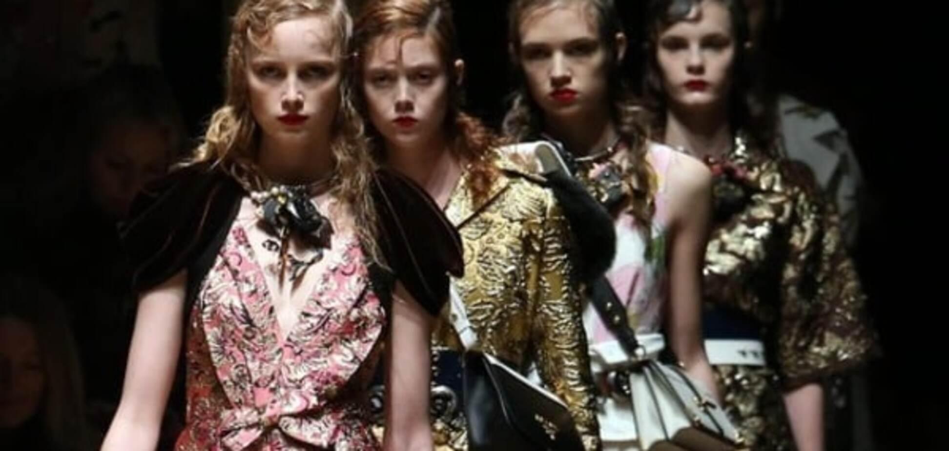 Путь женщины: показ Prada на Неделе моды в Милане