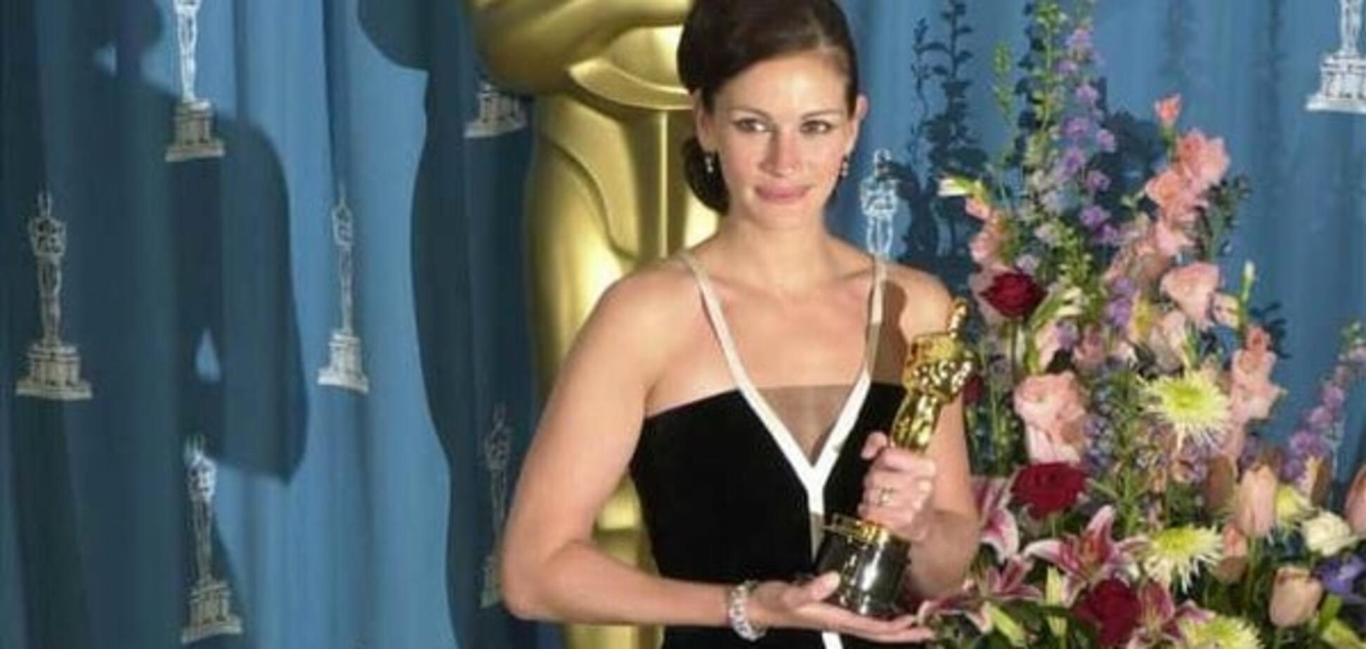 От Лиз Тейлор до Джулии Робертс: лучшие винтажные платья 'Оскара'