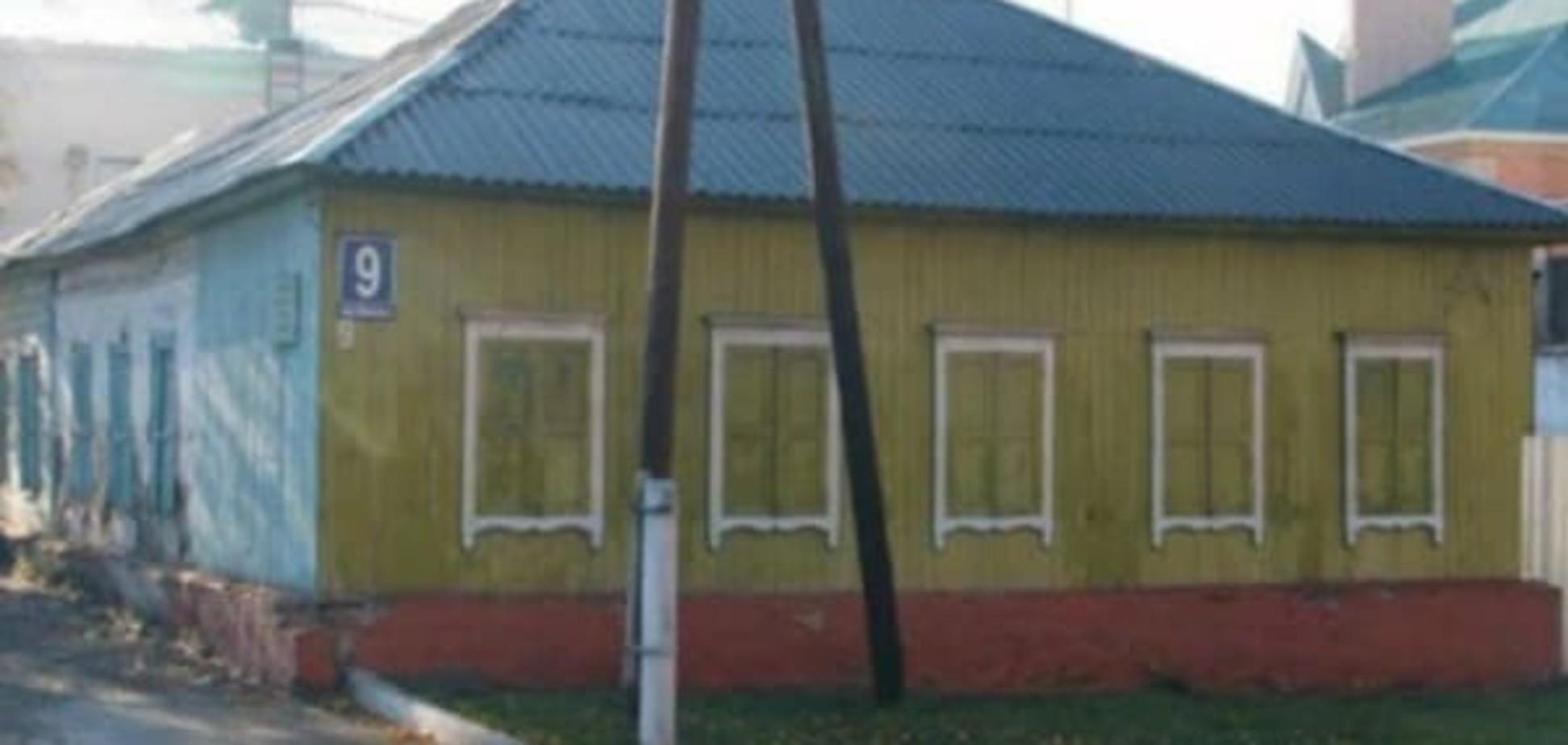 Його там не було: мінкульт Росії прокоментував знесення будинку Тараса Шевченка