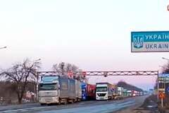 Національна поліція показала маршрути, які відкриті для фур із Росії