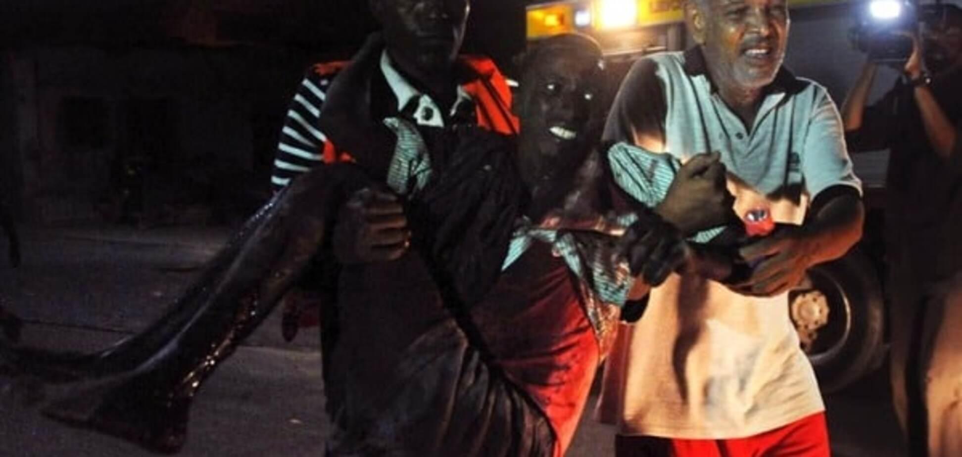 Терористи напали на готель у Сомалі: більше 10 жертв