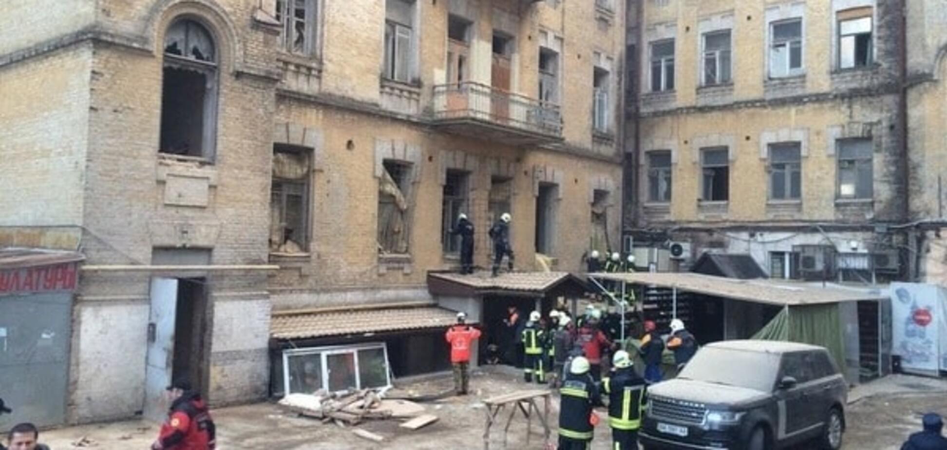 Обвалення будинку в Києві: засновником компанії-порушника виявився колишній регіонал