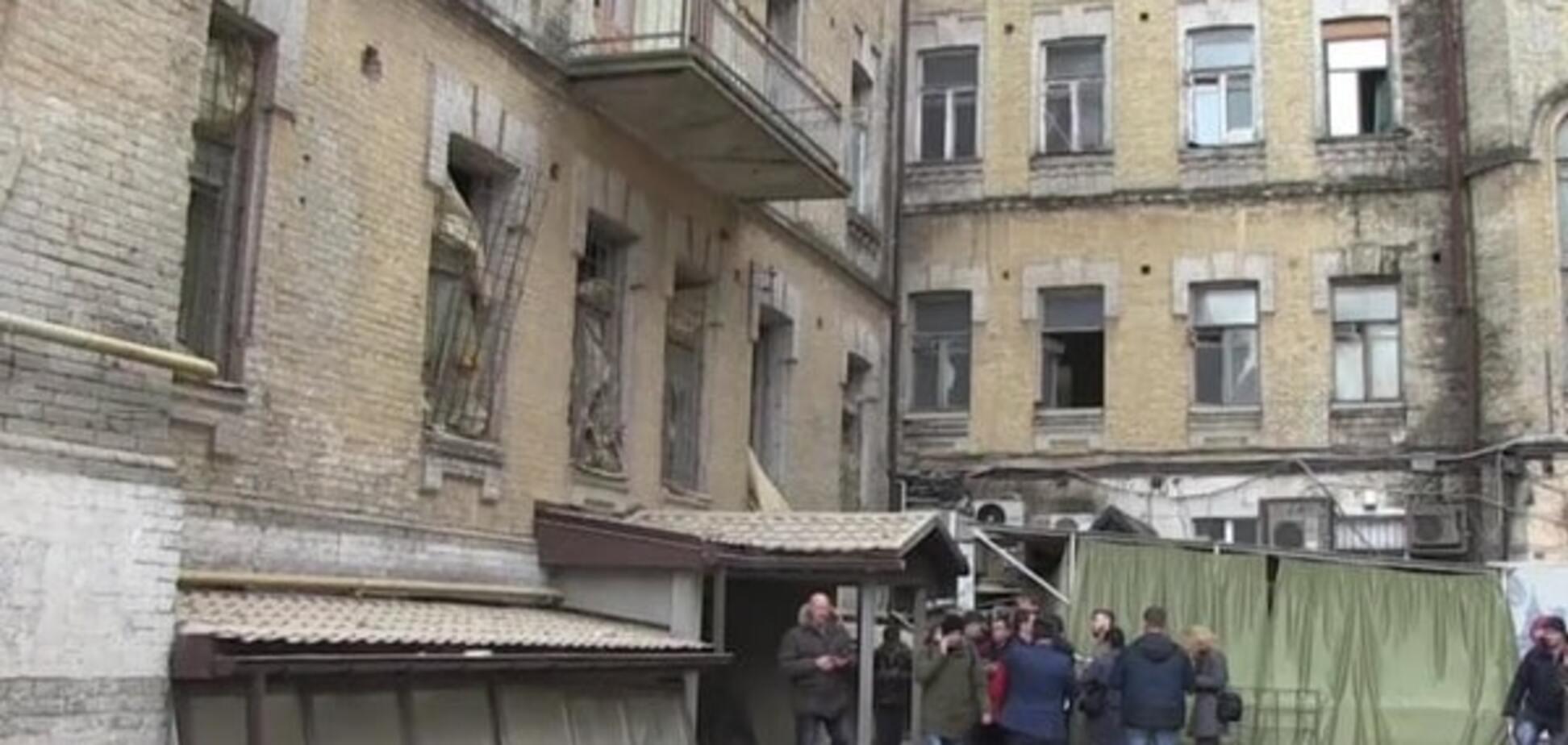 У Києві перевірять усі аварійні будинки