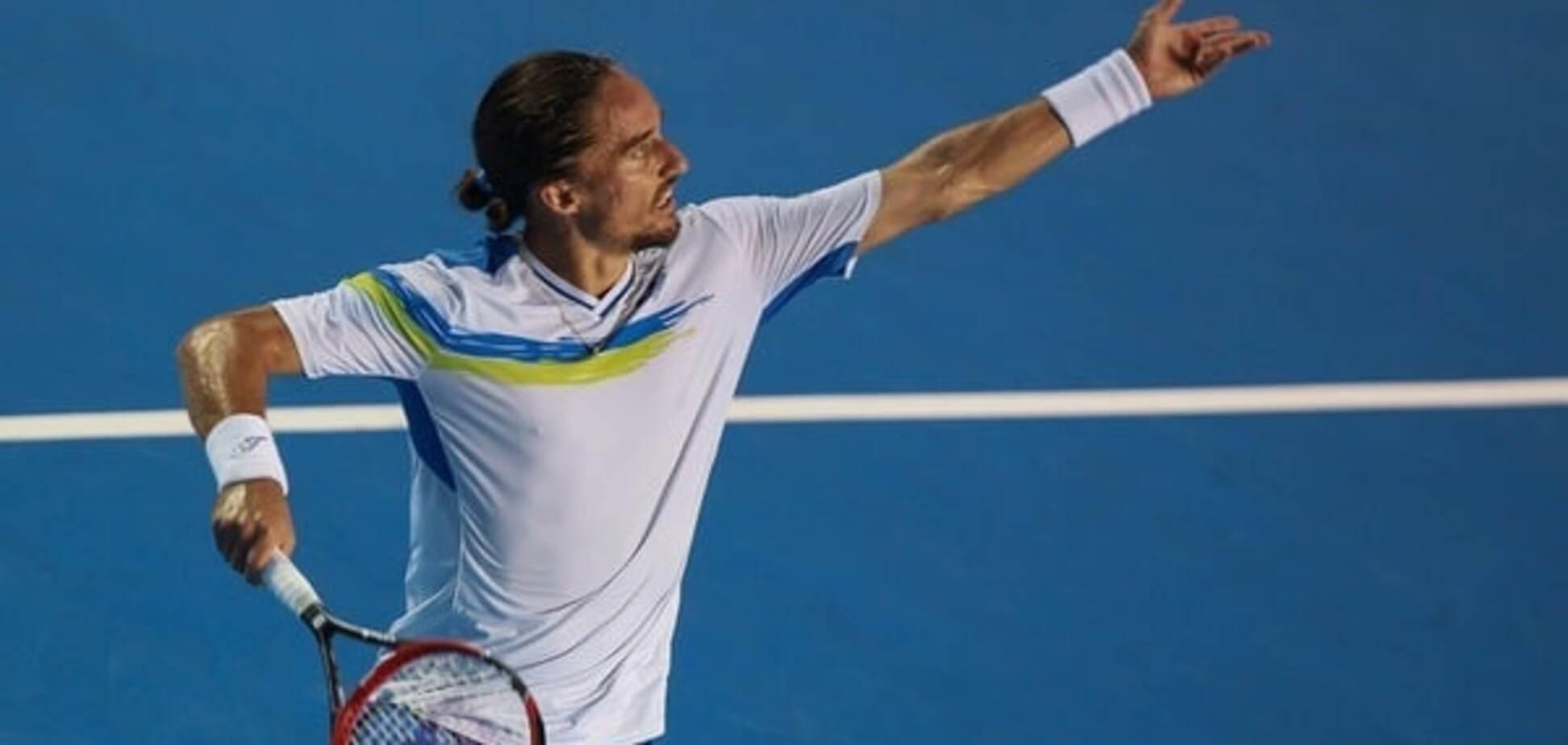 Украинский теннисист эффектно вышел в полуфинал супертурнира в Мексике