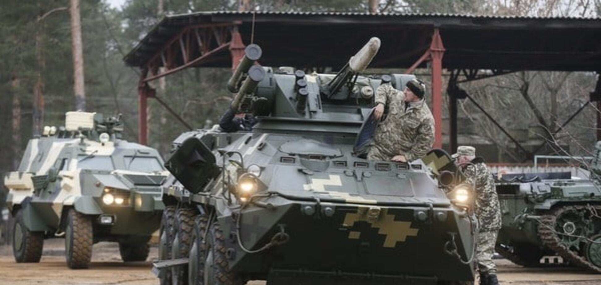 Ми чекаємо команду: полковник розвідки заявив, що українська армія готова звільнити Донбас
