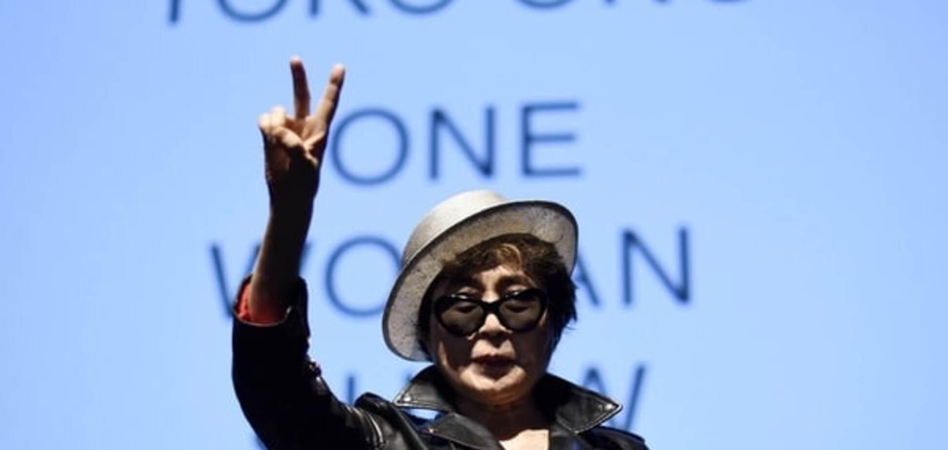 У Нью-Йорку госпіталізували Йоко Оно: ЗМІ повідомили про інсульт