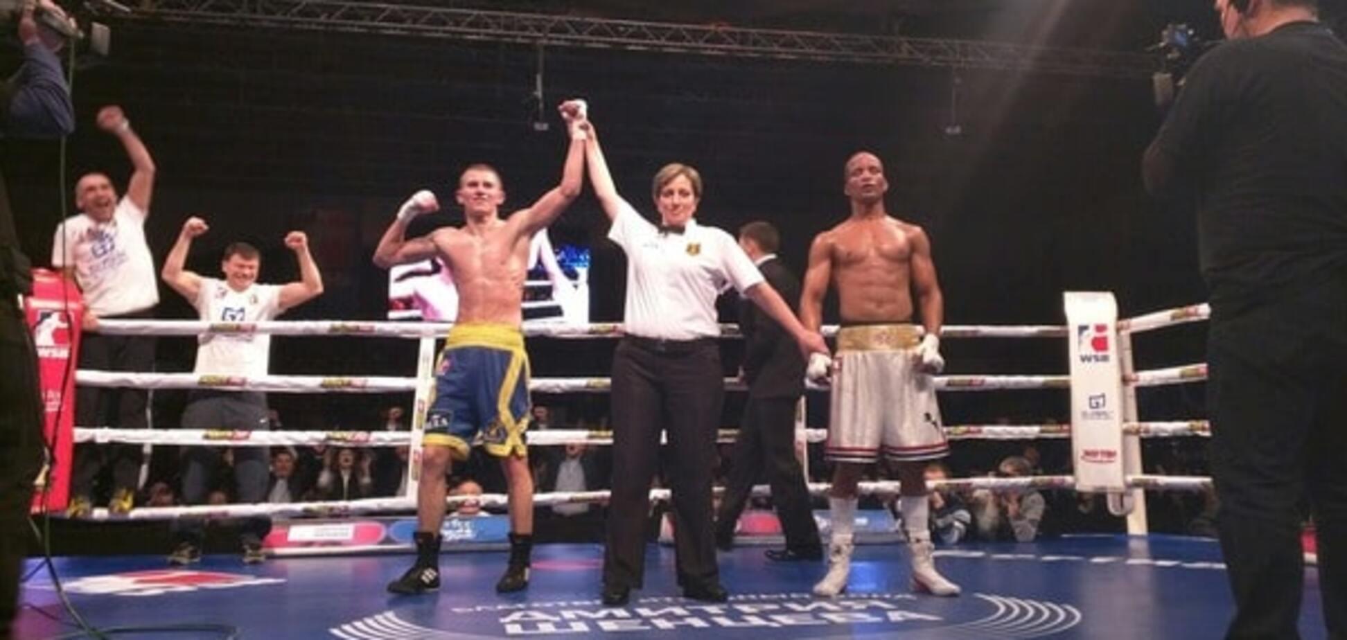 Молодий український боксер здобув сенсаційну перемогу над олімпійським чемпіоном