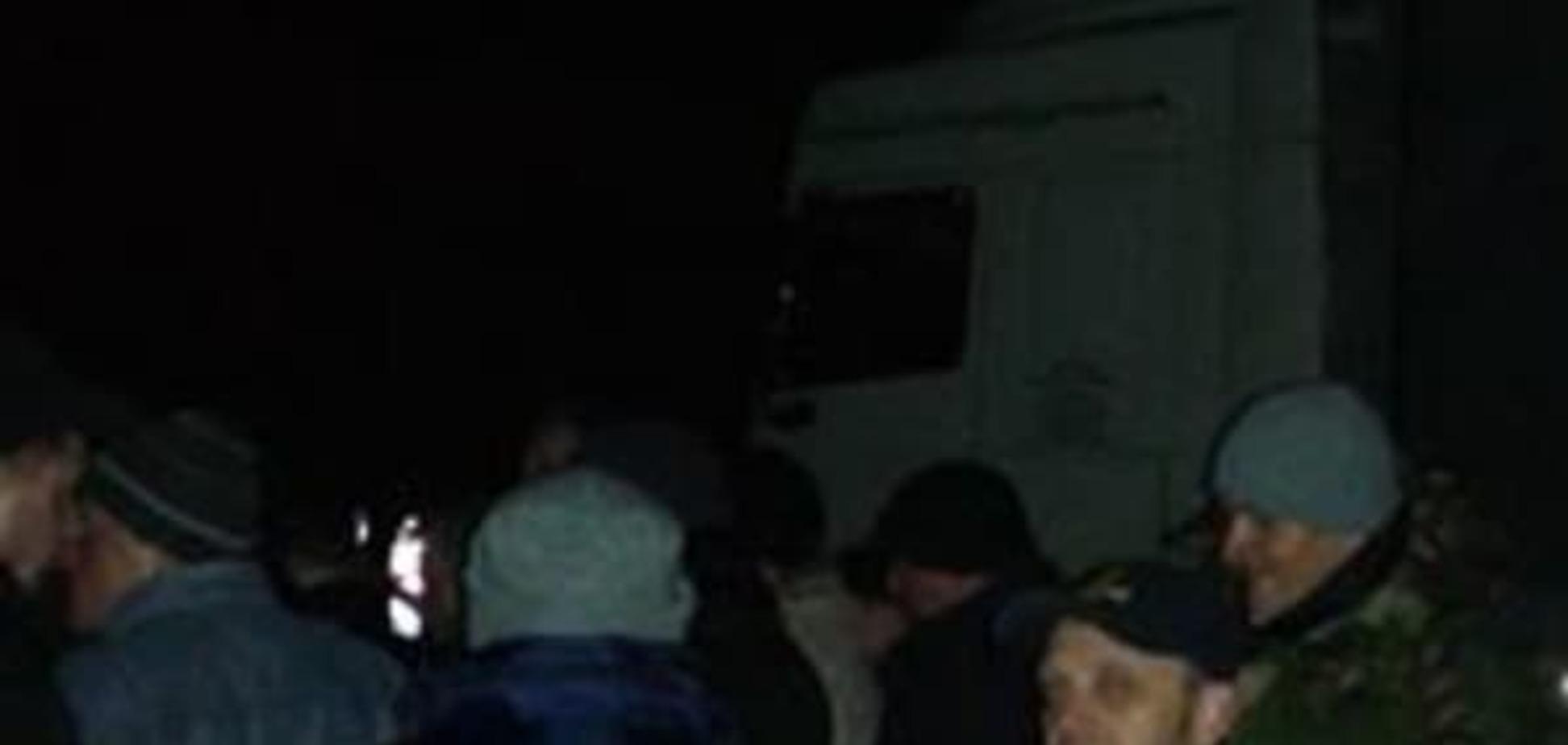 Блокада набирает обороты: на Львовщине активисты вновь остановили российские фуры