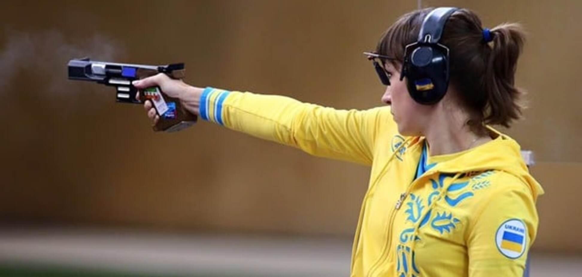 Знаменитая украинка выиграла чемпионат Европы по стрельбе