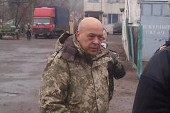 Москаль розповів про блокування російських фур на Закарпатті