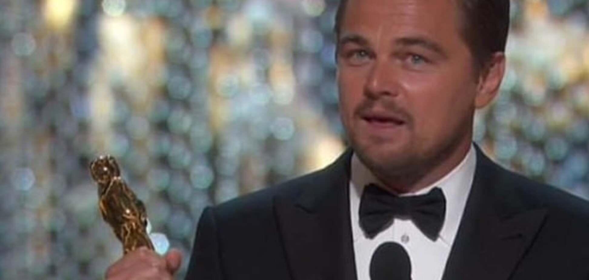 Лео отримав 'Оскар-2016' у високосний рік: реакція соцмереж