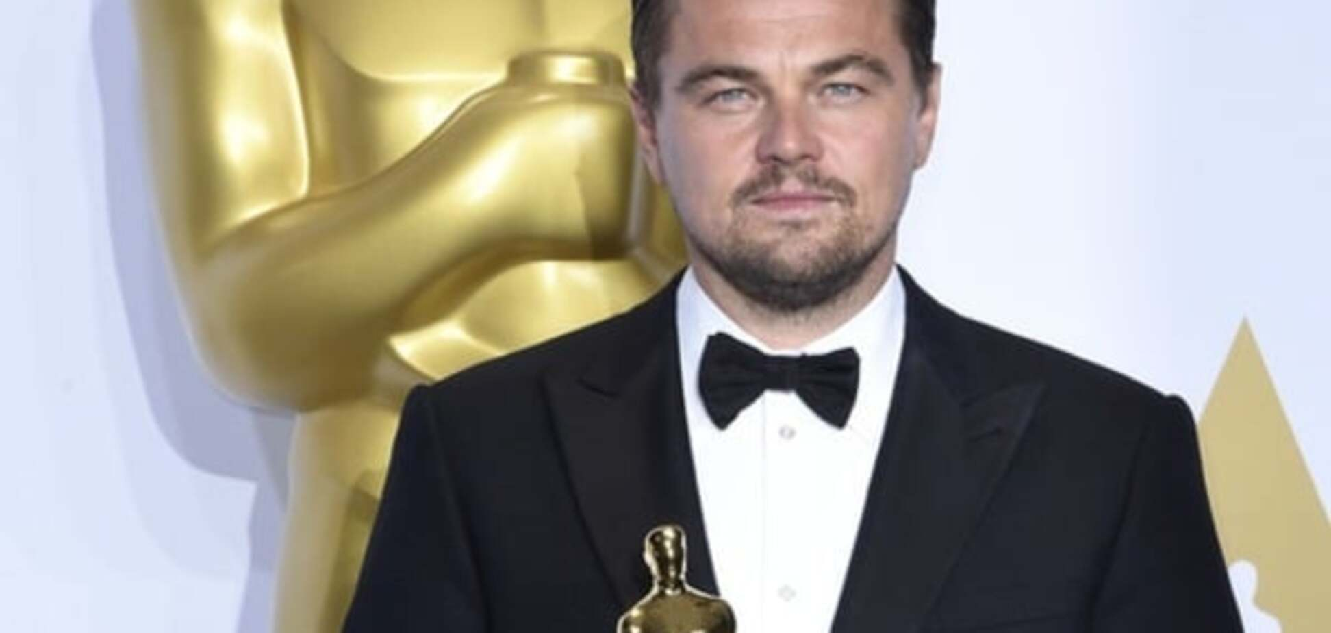 'Яндекс' с медведем поздравил ДиКаприо с получением 'Оскара'