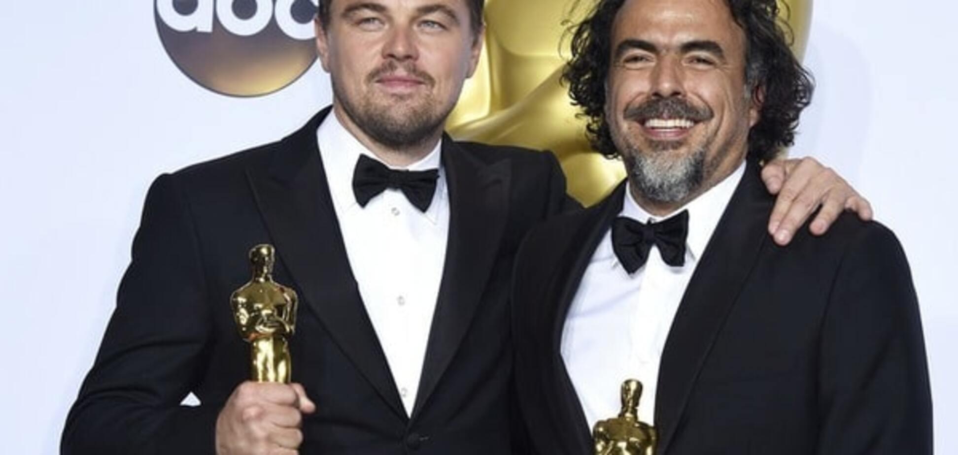 Опубликованы яркие и необычные фото победителей 'Оскара 2016'