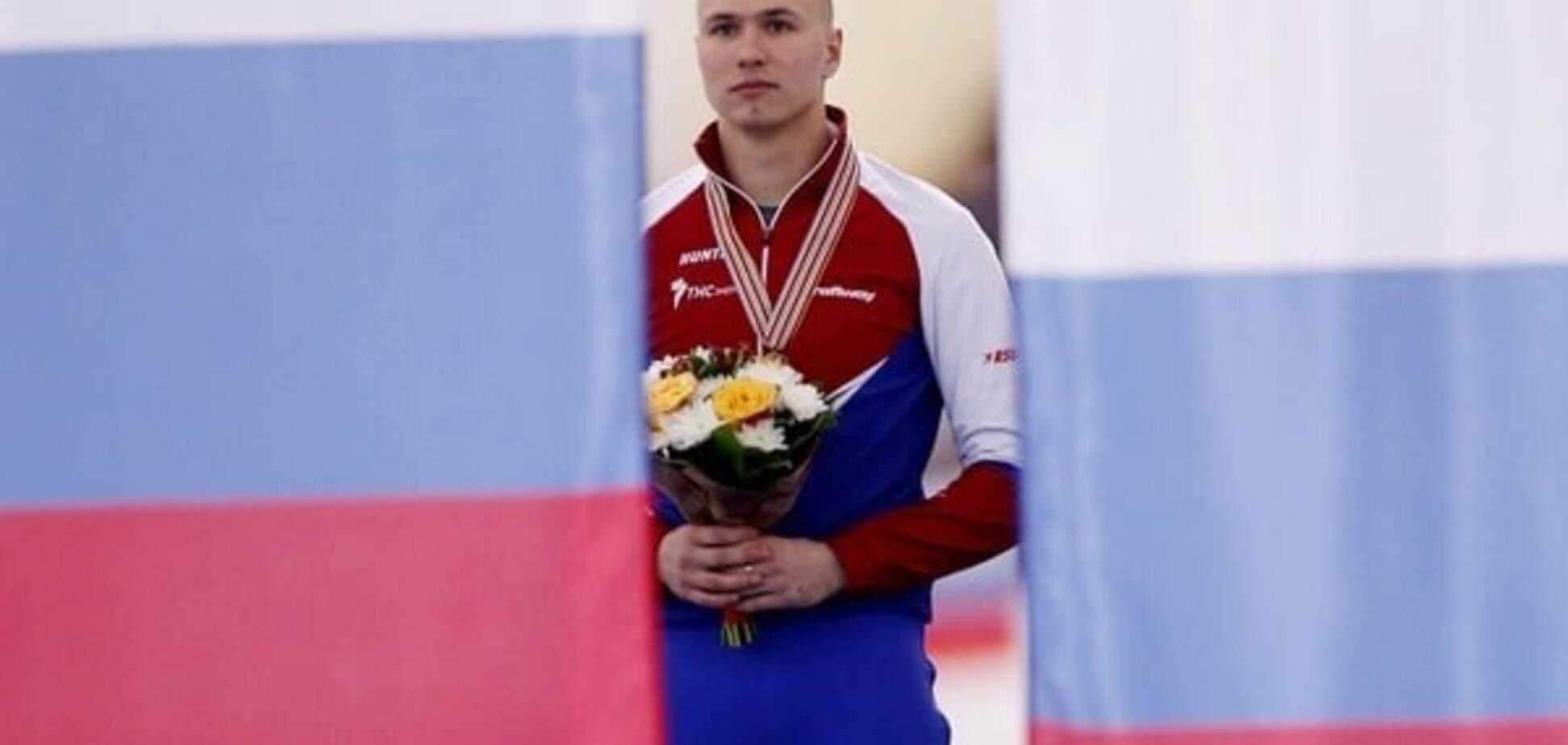 'Раздули'. Российский конькобежец красиво пристыдил кремлевские СМИ за ситуацию с гимном США