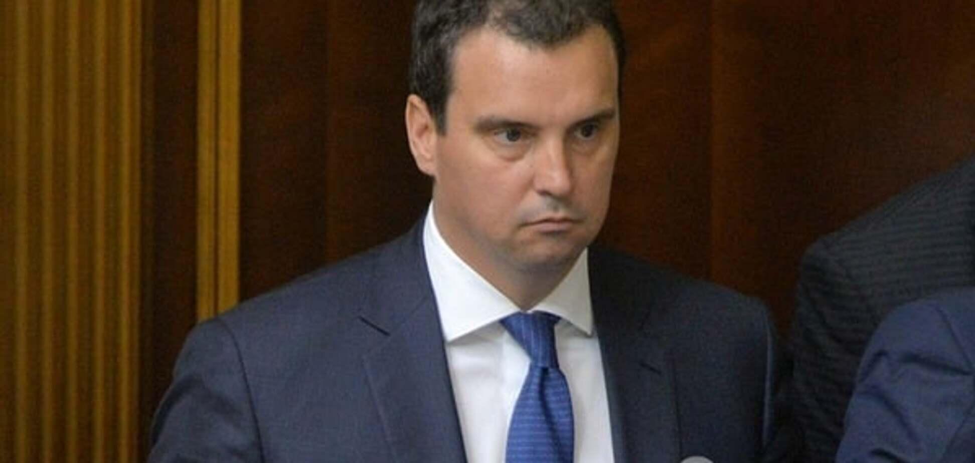 Пайетт прокомментировал решение Абромавичуса об отставке