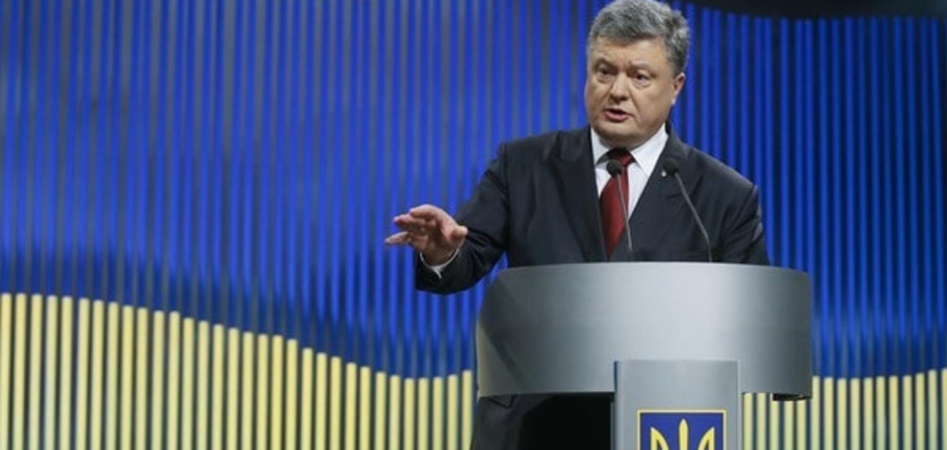 Порошенко: опасность войны между Украиной и Россией возросла