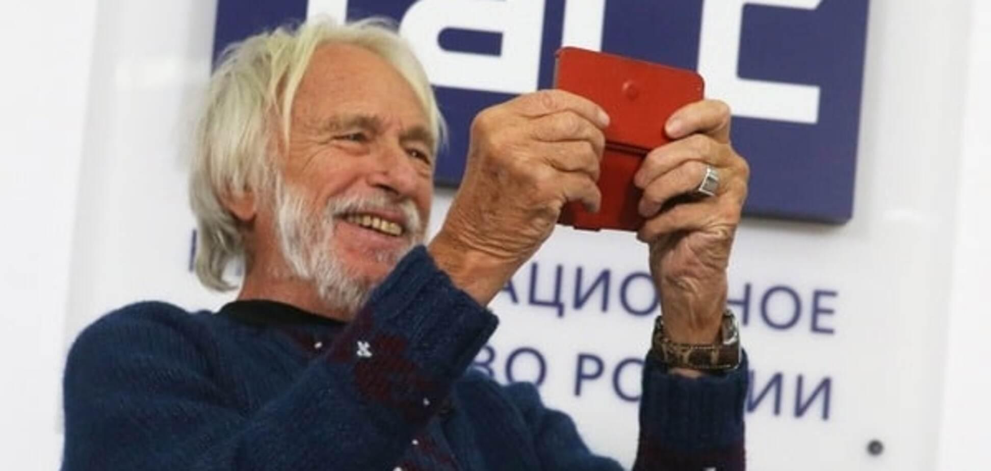 П'єру Рішару вручили паспорт громадянина Мордовії