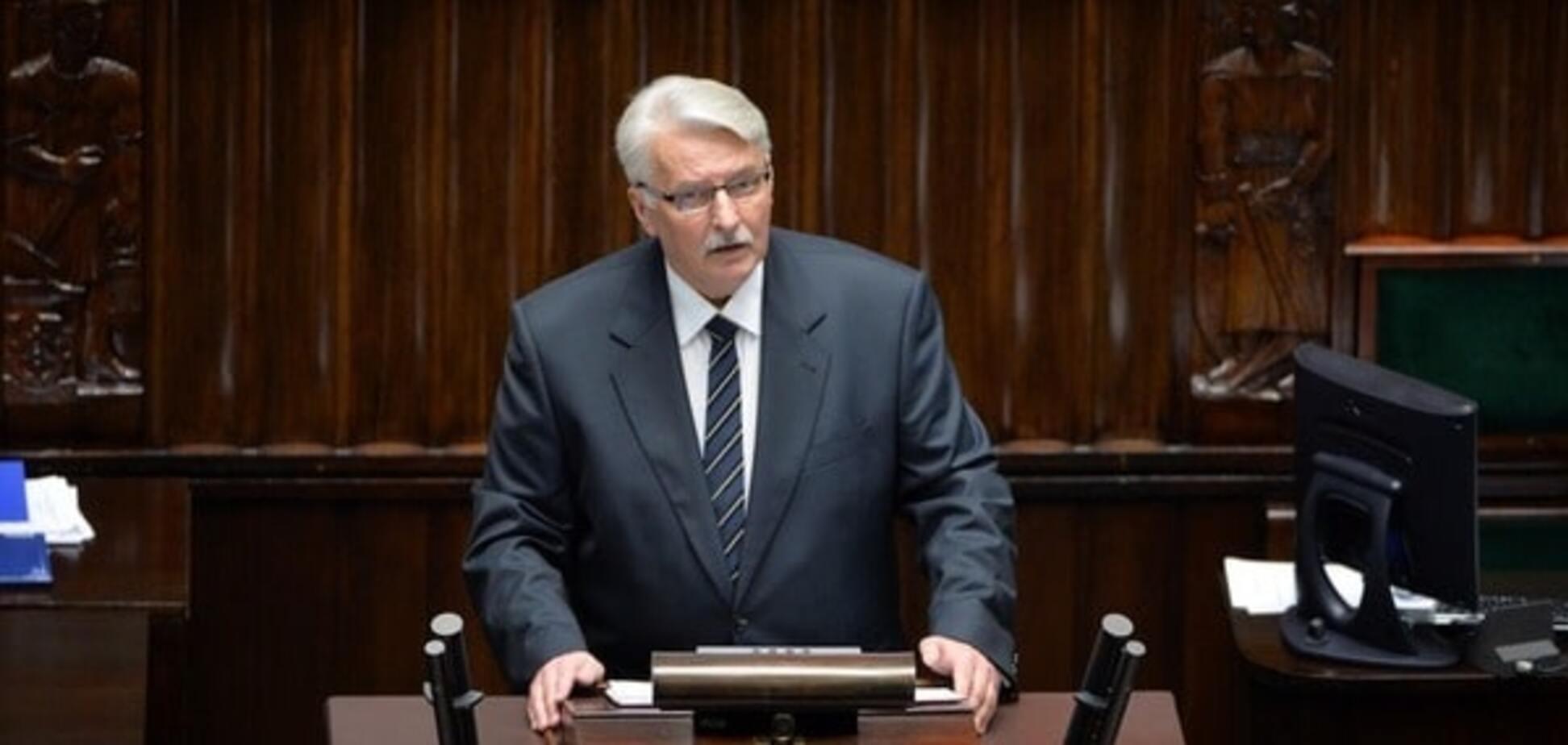 С глазу на глаз: посол России пожелал встретиться с главой МИД Польши