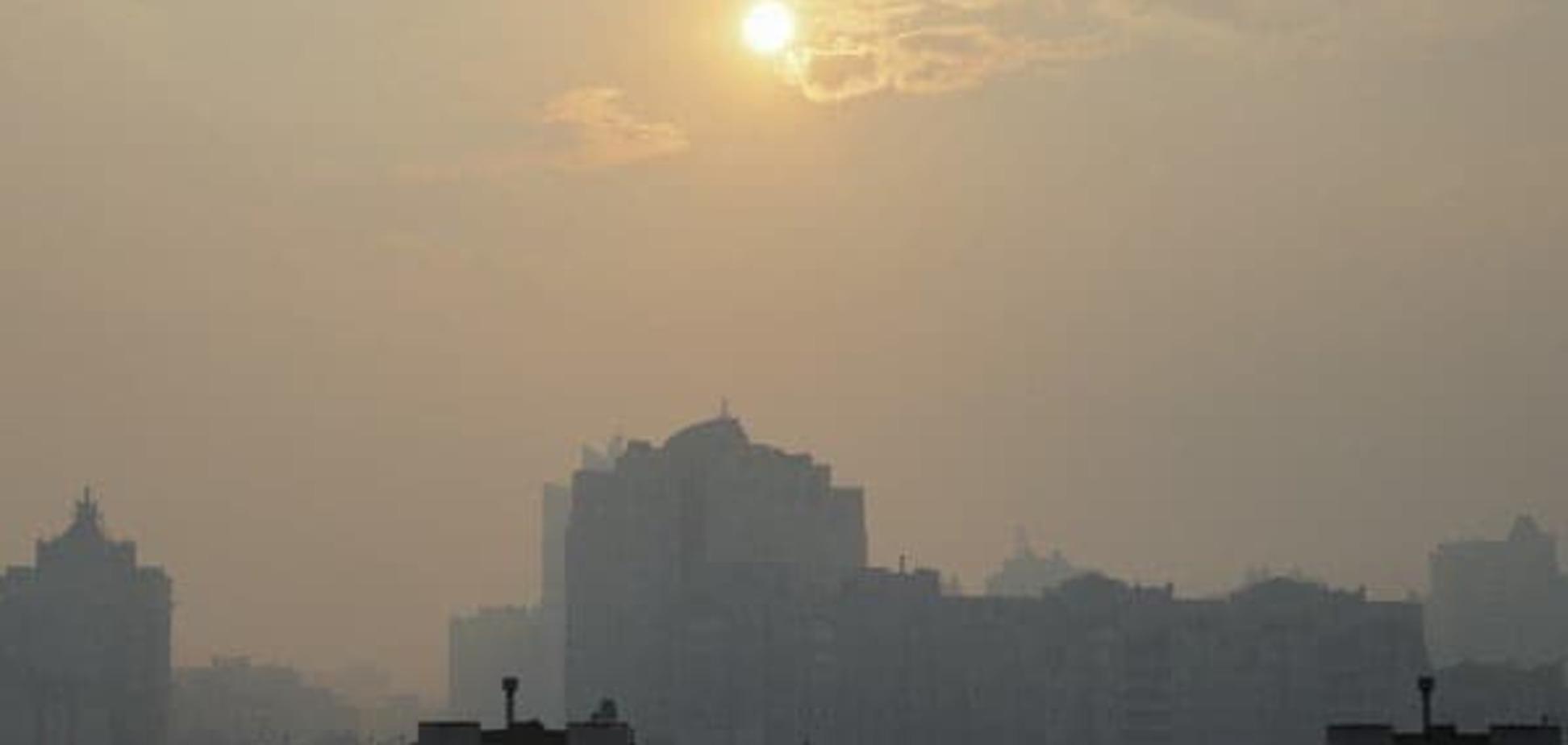 Дихайте носом: де в Києві найбрудніше повітря