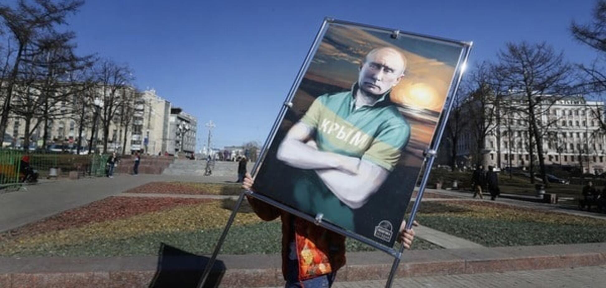 Аннексия Крыма и война на Донбассе смертельно испугали Европу - Альбац
