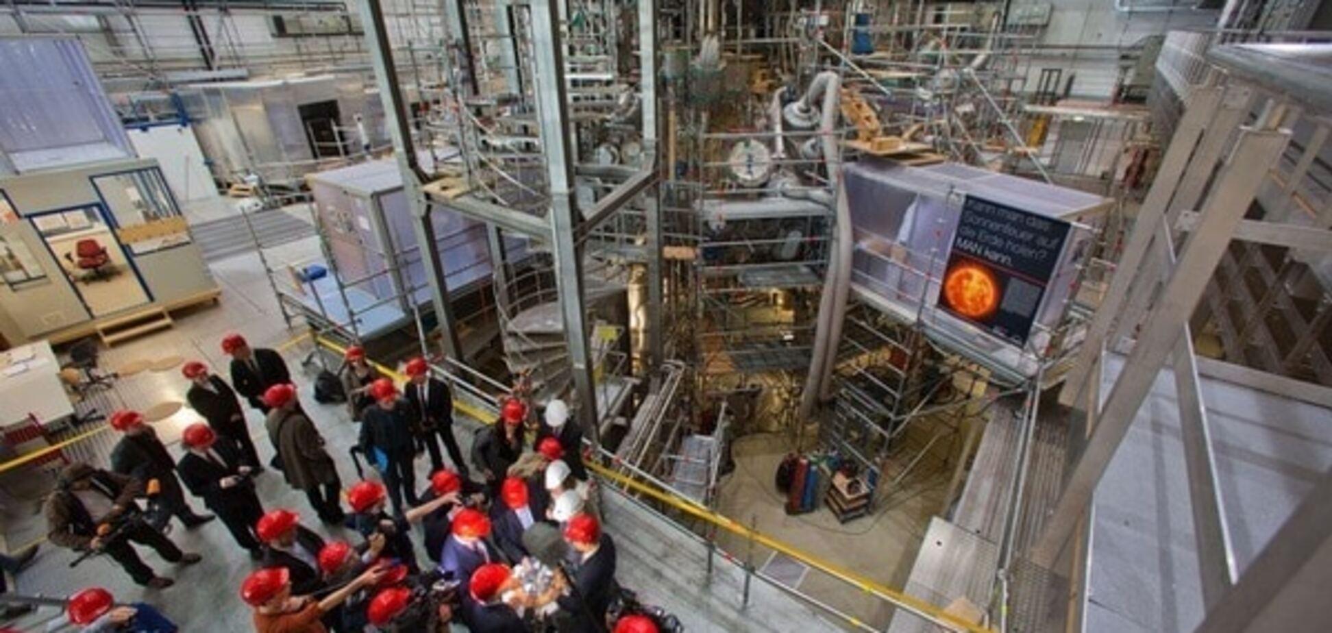 Нова ера: у Німеччині запустили унікальний термоядерний реактор