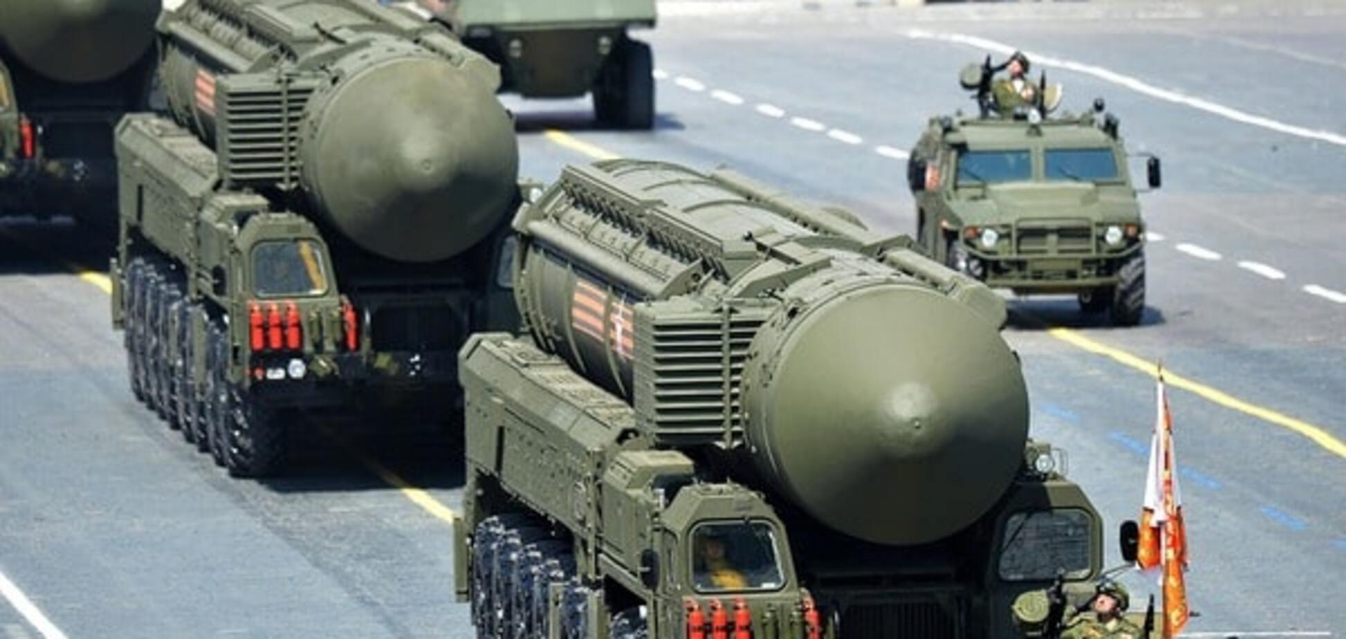 Уровень угрозы рекордный с распада СССР. Источник: Минобороны РФ