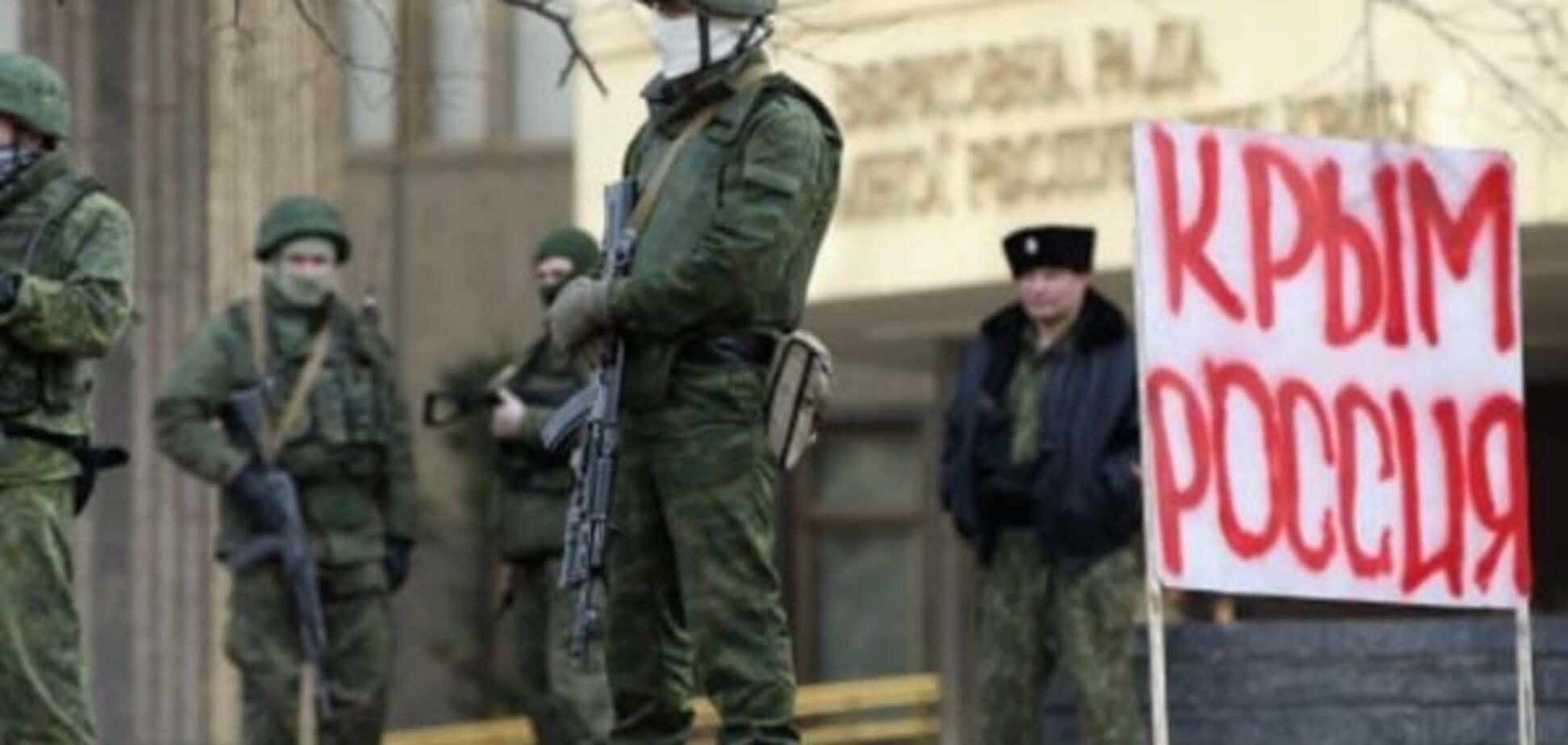 Кравчук объяснил, что нужно делать с украденным Крымом