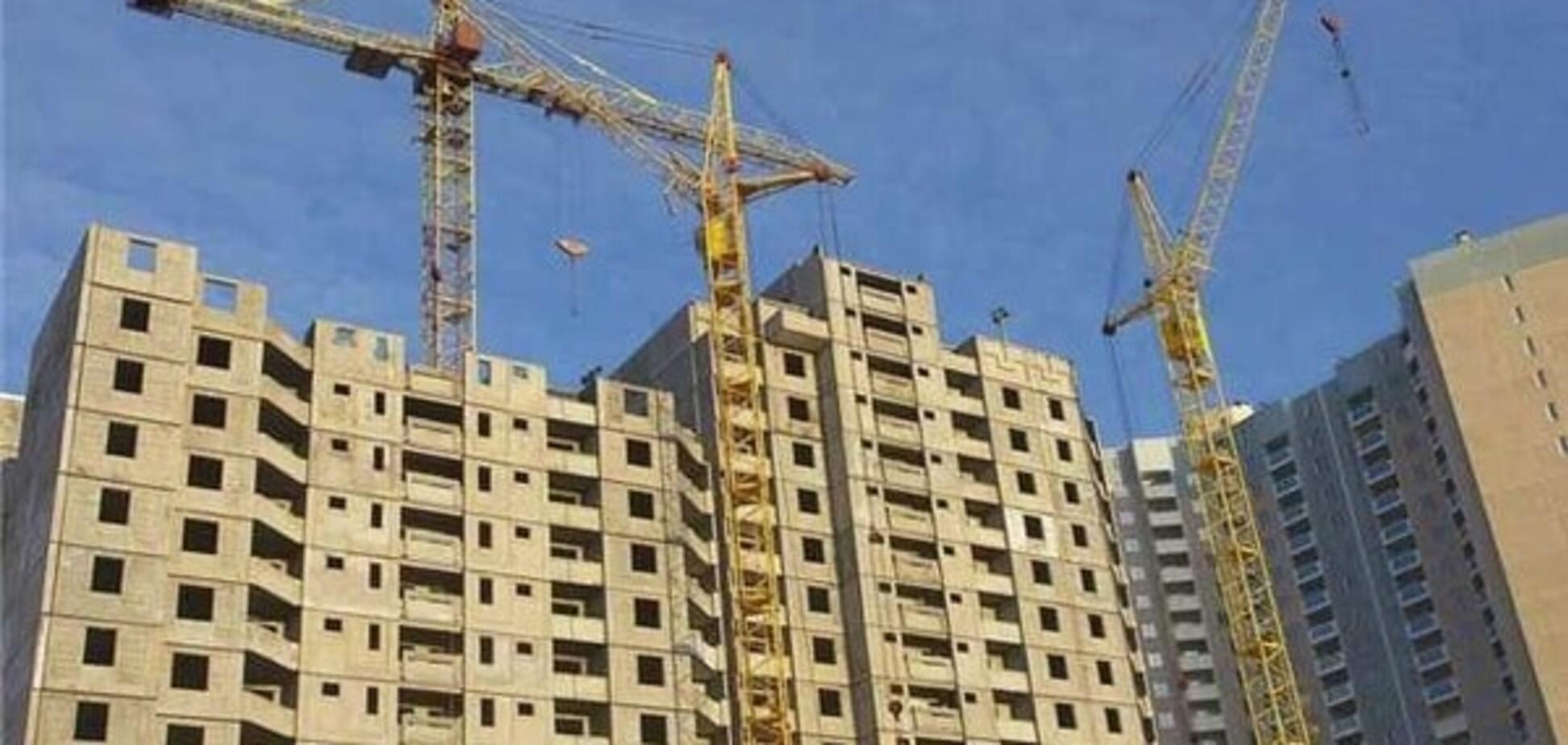 Долар обвалив будівельний ринок Києва на 20% - експерт