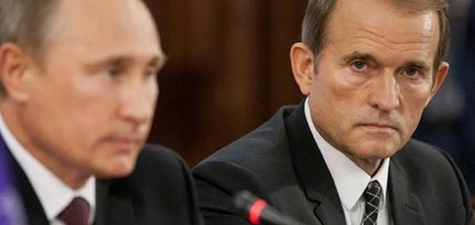 Против украинского кума Путина достаточно доказательств для ареста – нардеп