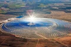 В пустыне Сахара открыта крупнейшая в мире солнечная станция