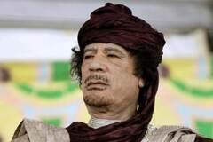 Опубликовано новое видео последних минут жизни Каддафи