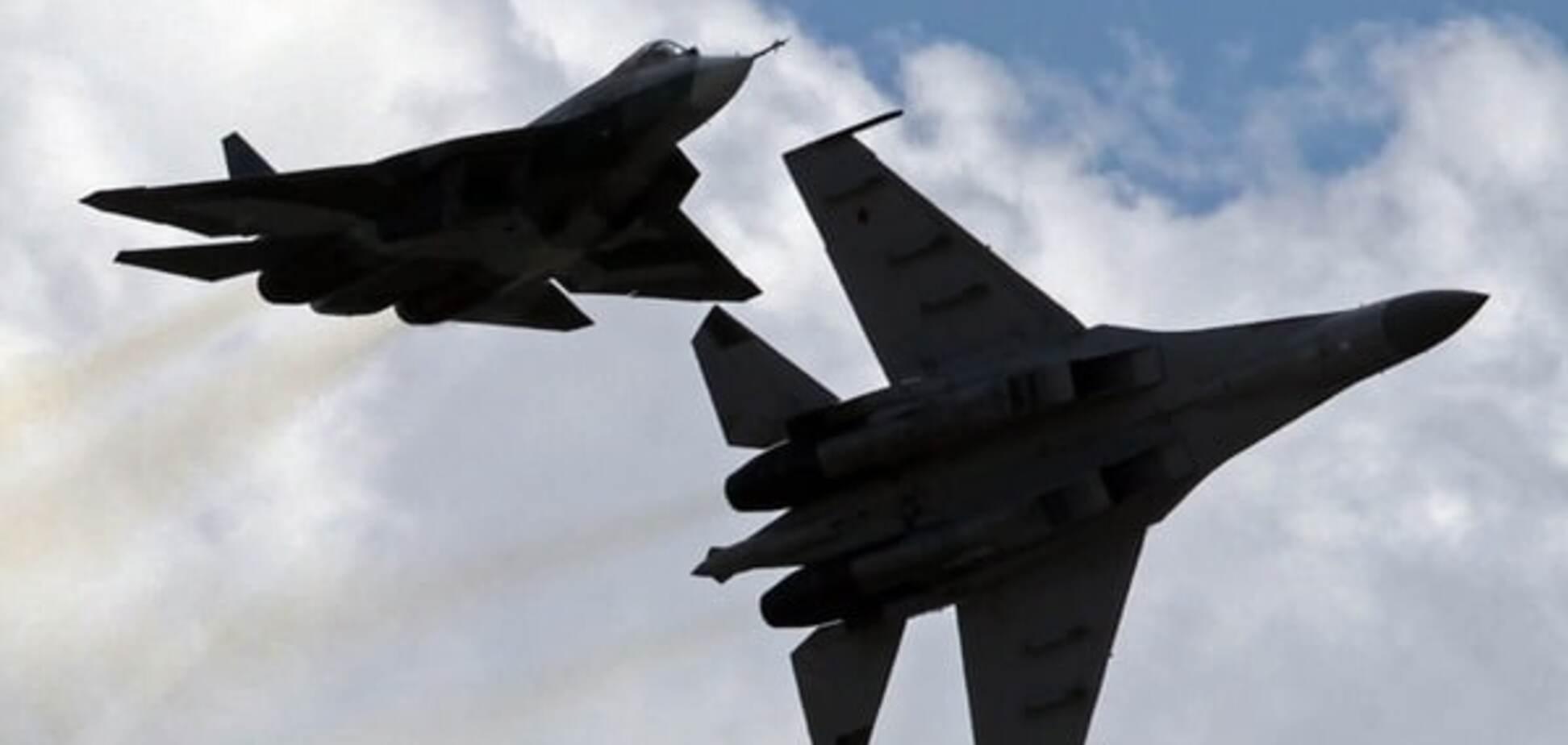 Росія привела в бойову готовність військову авіацію в Сирії