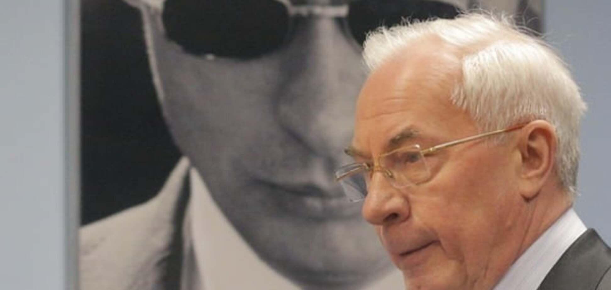 Яценюка змінить Азаров: логіка процесу