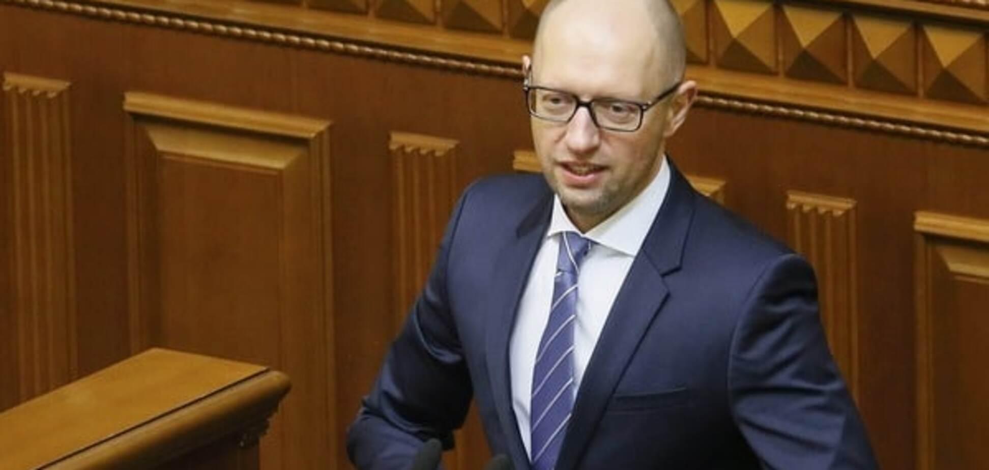 Раскол: две фракции коалиции отказались работать с Камбином Яценюка