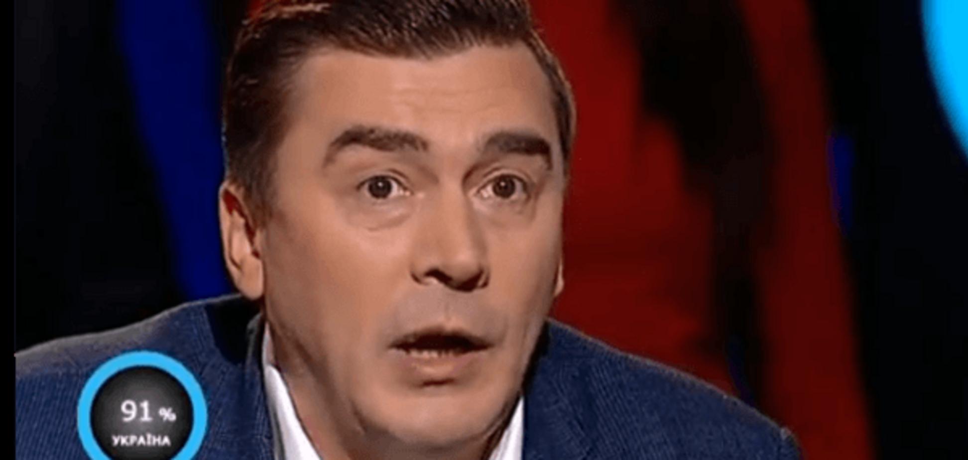 Добродомов назвал Яценюка 'неадекватным человеком'