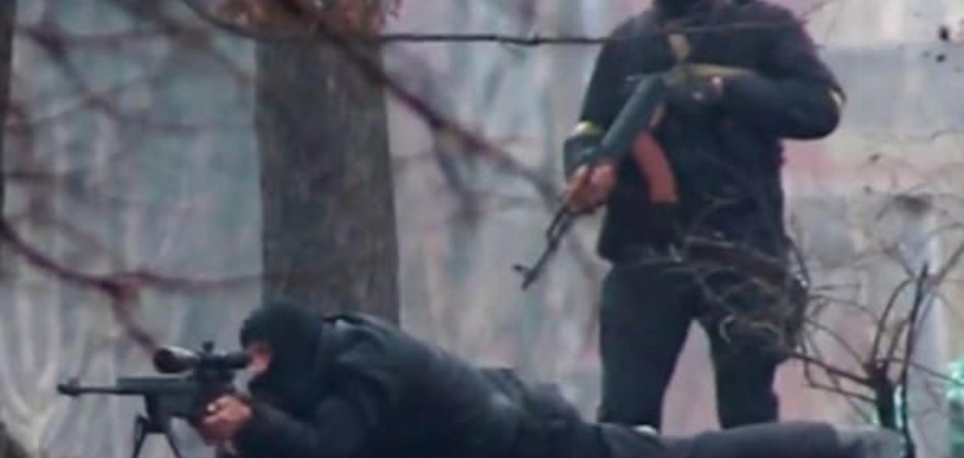 Найдено оружие, из которого расстреливали активистов на Майдане