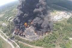 Взрыв на нефтебазе под Киевом: недостающие экспертизы и загадки следствия