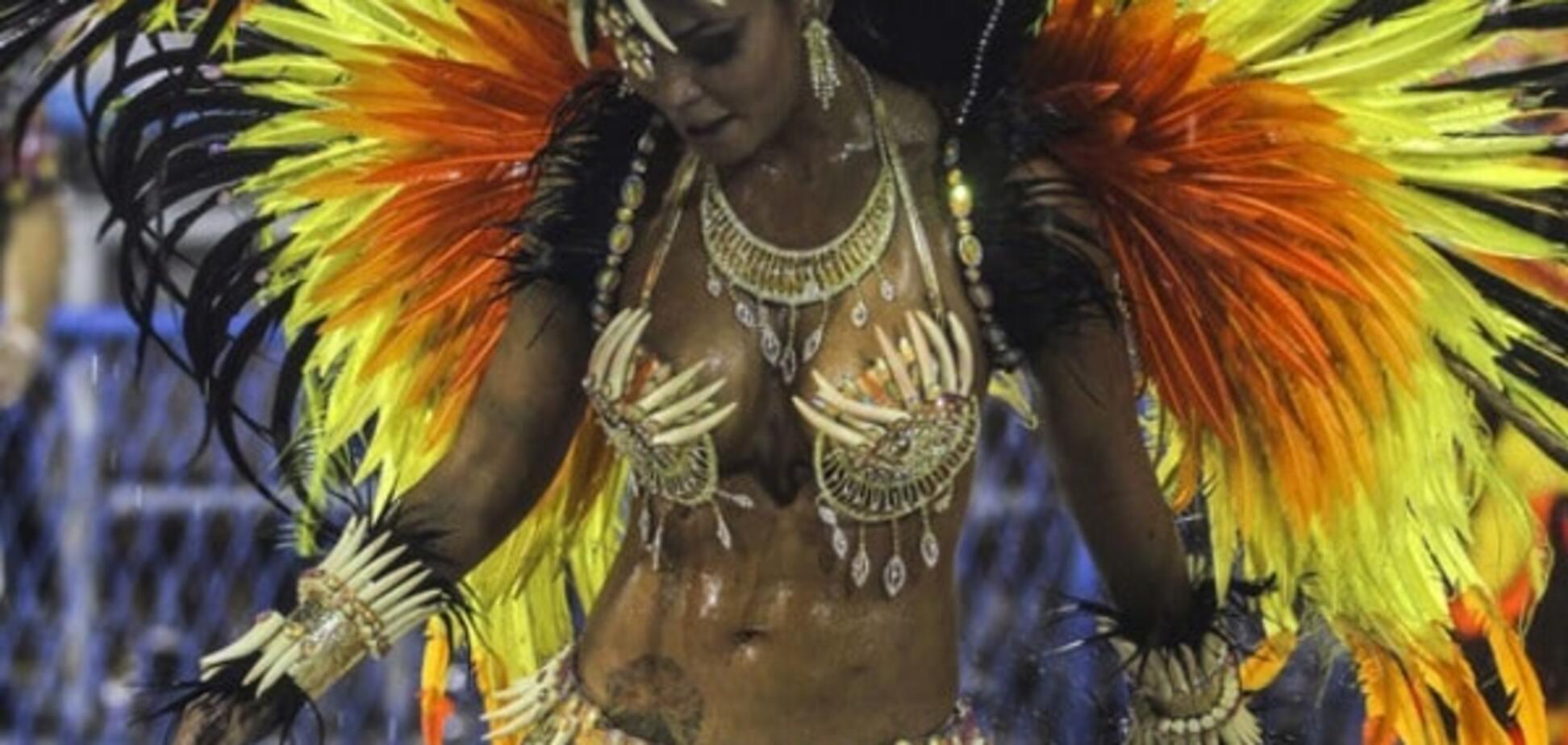 Фантастичне видовище: в Ріо-де-Жанейро стартував традиційний карнавал. Дивовижні фото