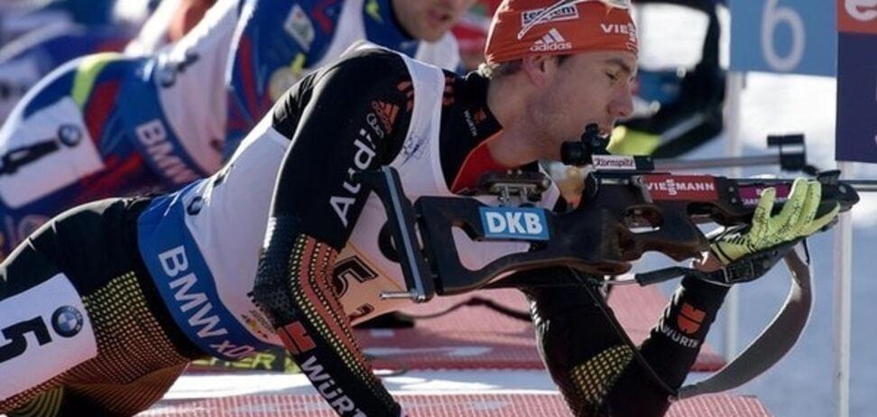 Украинцы показали отличный результат на Кубке мира по биатлону