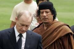 'Каддафизация' Путина. Терпение Запада заканчивается