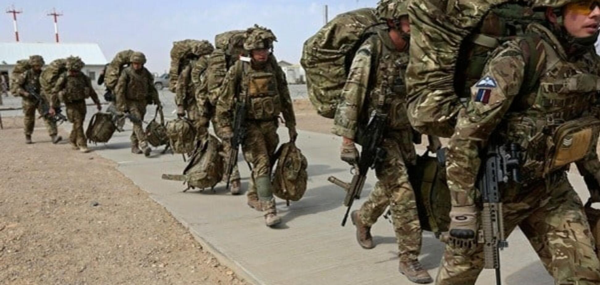 Британские военные готовятся присоединиться к США в Украине - СМИ