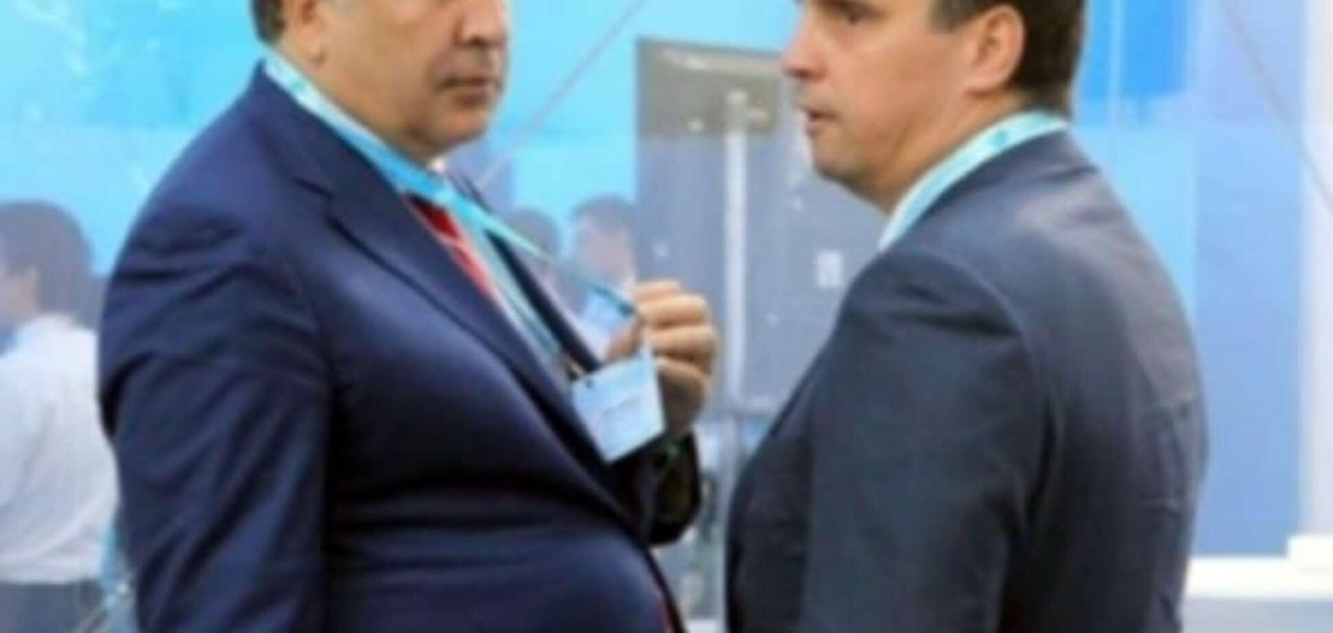 Абромавічус - рекламне обличчя у Саакашвілі?