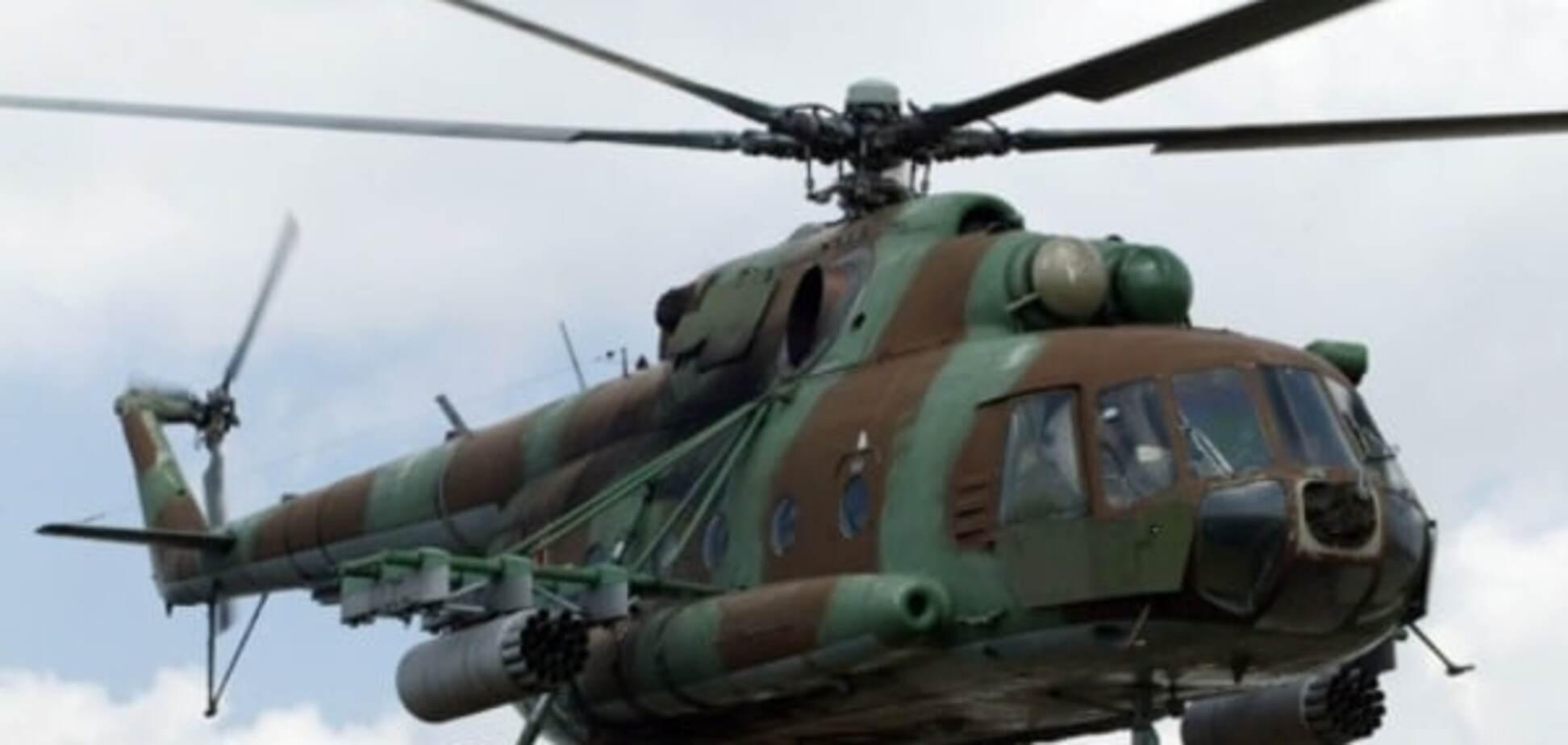 В России произошло крушение вертолета: есть погибшие