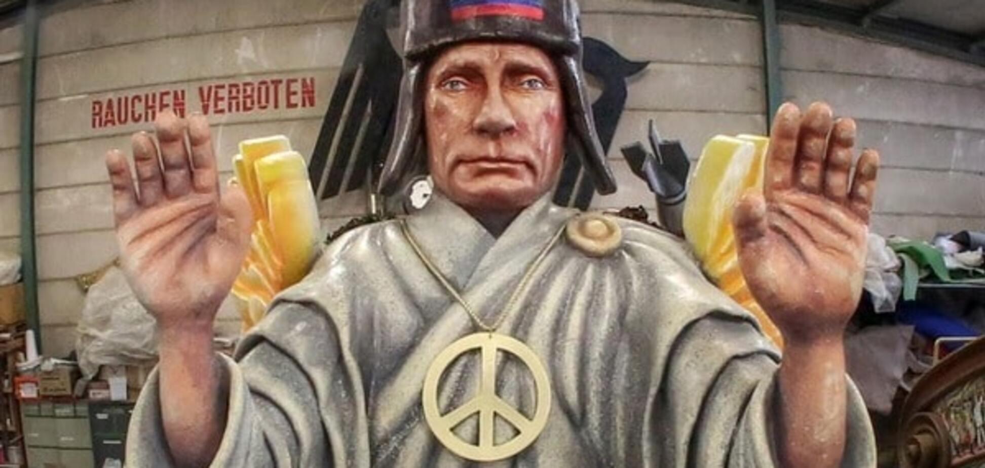 Кремль тонет в долгах