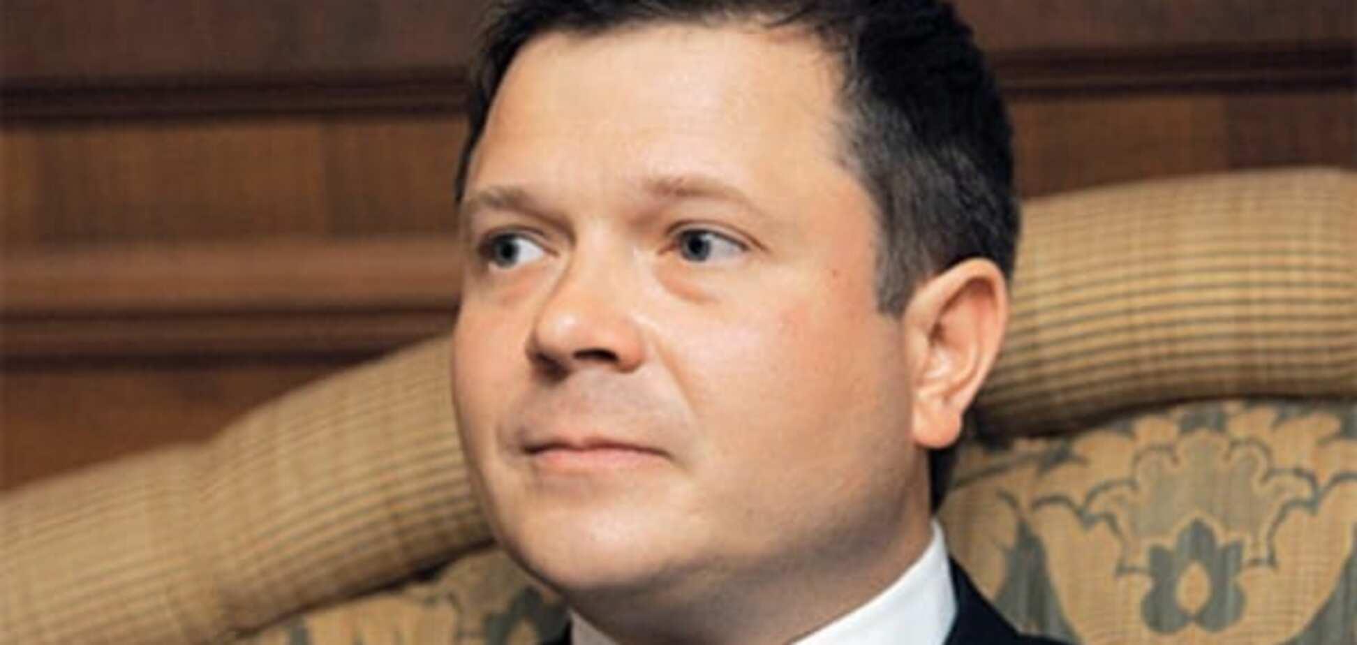 Сын украинского олигарха стал совладельцем известного телеканала