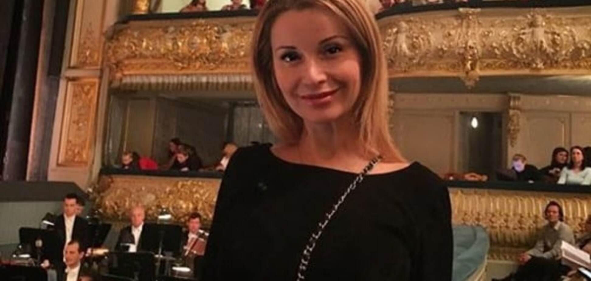 Ольга Орлова показала подросшего крестника Платона