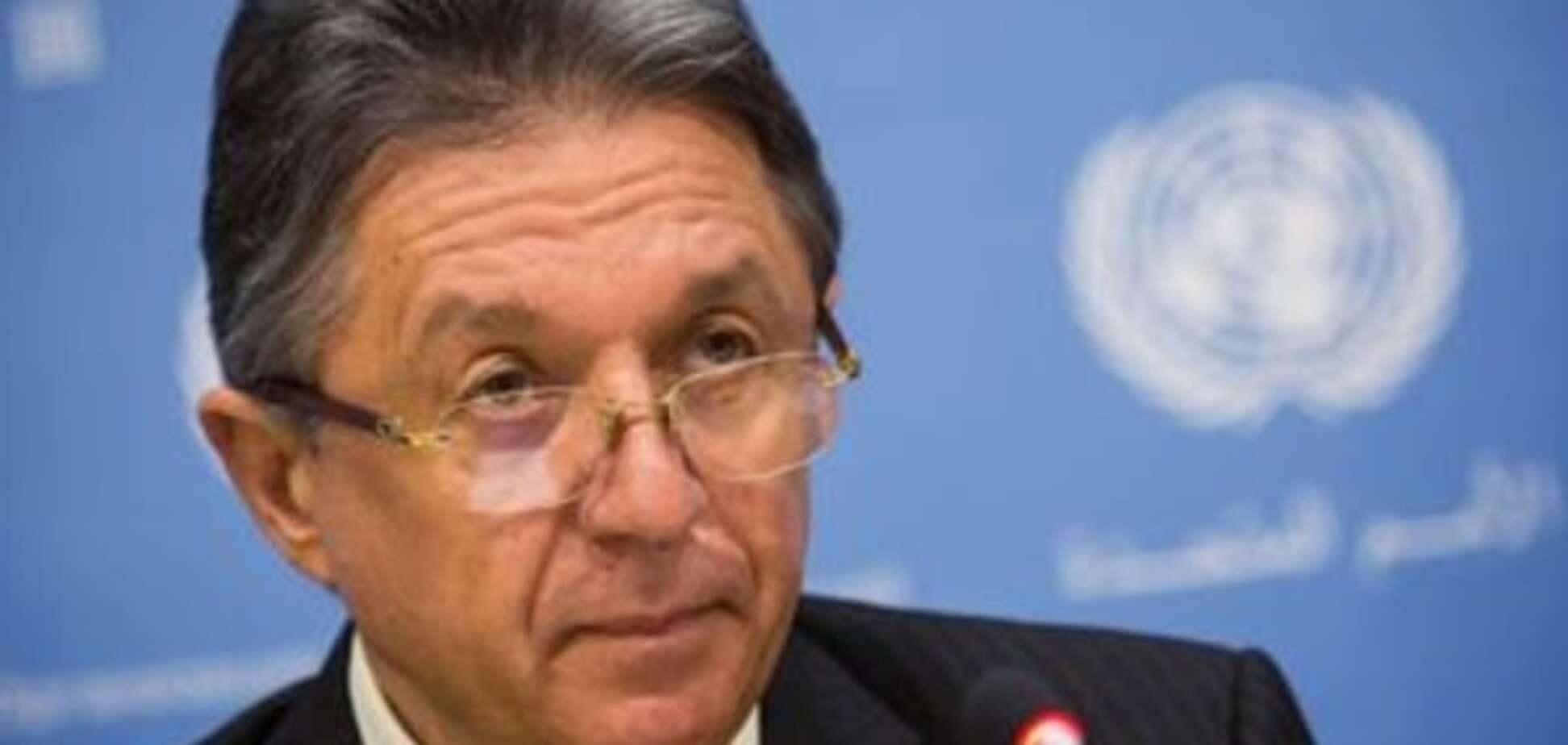 Колишній постпред України в ООН заявив про завершення дипкар'єри
