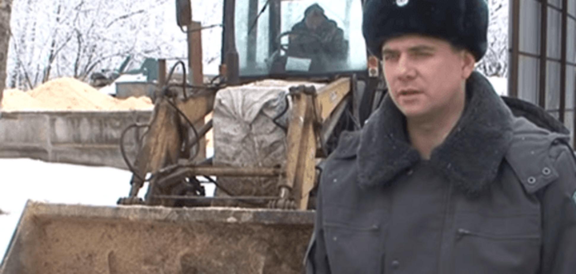 Палять і давлять: у Росії взялися за знищення українських делікатесів. Відеофакт