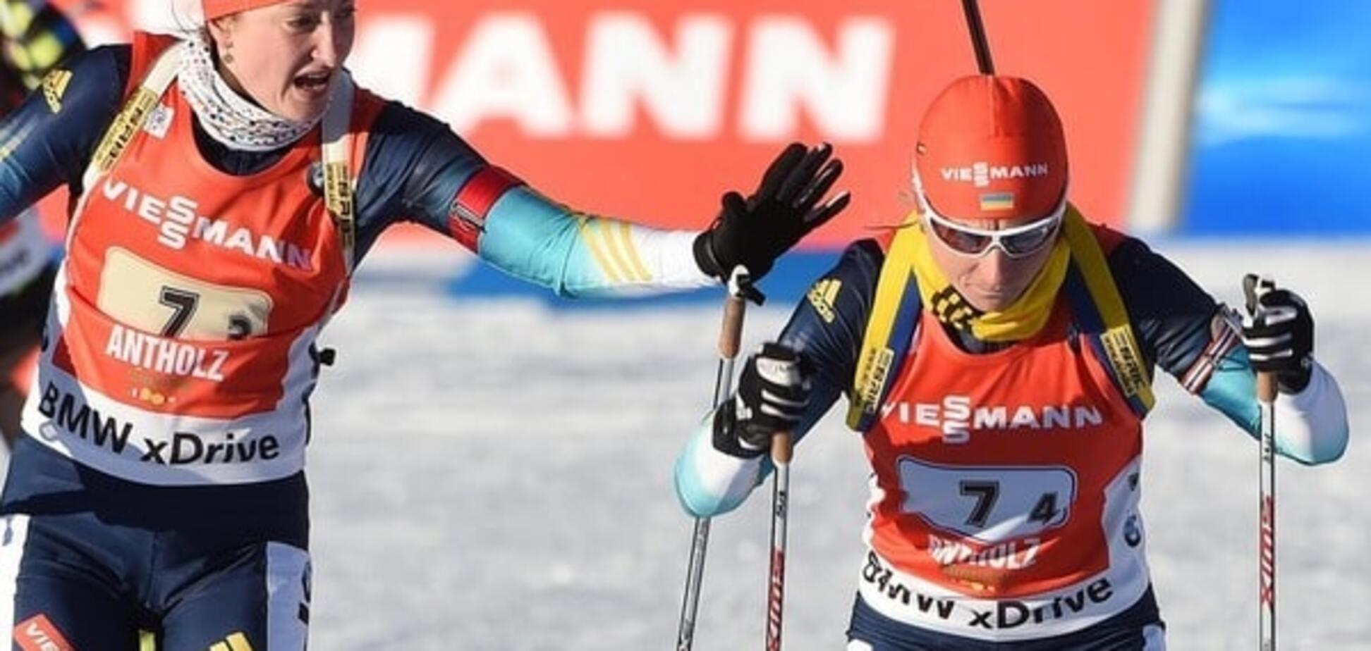 Известная украинская биатлонистка попалась на допинге