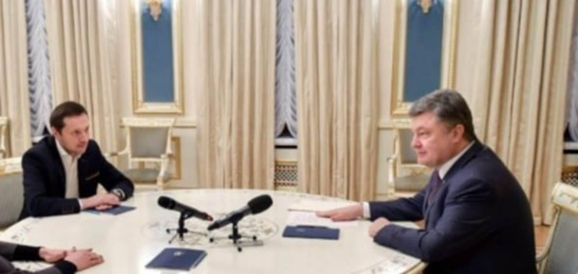 'На ковер': Порошенко срочно вызвал Стеця на совещание